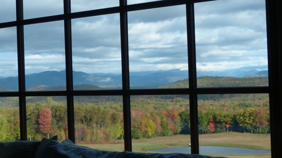 Brookhirst Farm Bed & Breakfast: View from bedroom