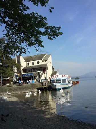 The wild boar windermere hotel reviews photos price comparison tripadvisor for Hotels in lake windermere with swimming pool