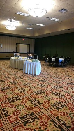 Shanty Creek Resorts: Parlor C set up for small event
