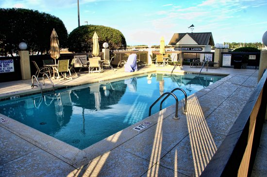 Hampton Inn Georgetown - Marina: the pool