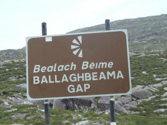 Ballaghbeama Gap