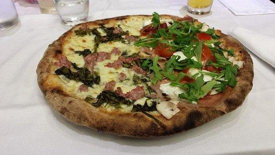 Ristorante Pizzeria Peter Pan: pizza integrale