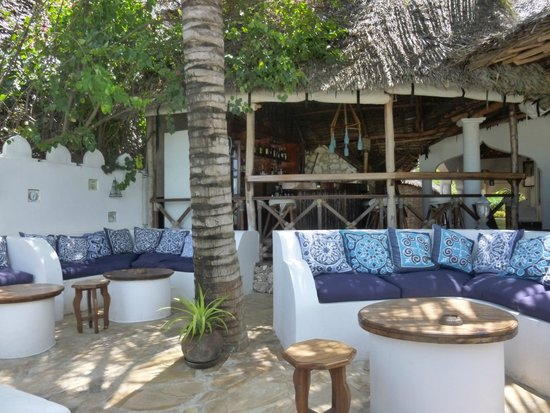 Zanzibar Retreat Hotel: bar