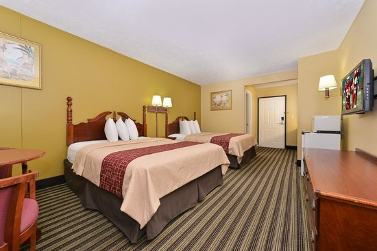 Red Roof Inn Paducah: Double