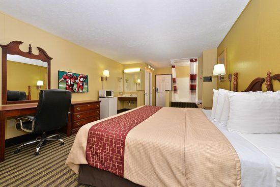 red roof inn paducah updated 2018 prices hotel reviews. Black Bedroom Furniture Sets. Home Design Ideas