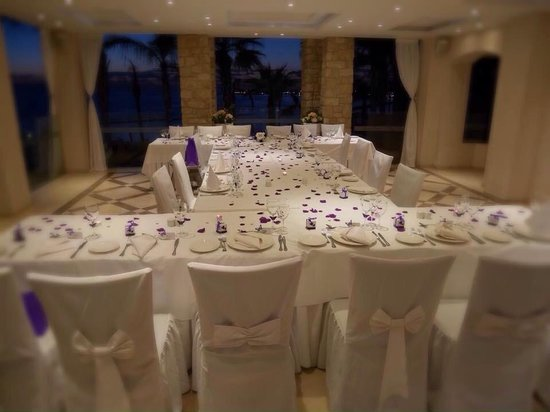 Alexander The Great Beach Hotel: Wedding venue