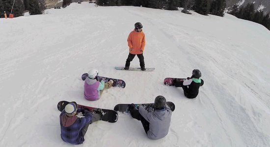 Real Snowboarding
