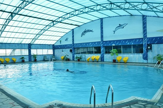 The Panari Hotel: Indoor Swimming Pool