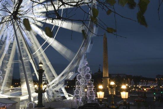 PARISCityVISION : Champs Elysées Christmas