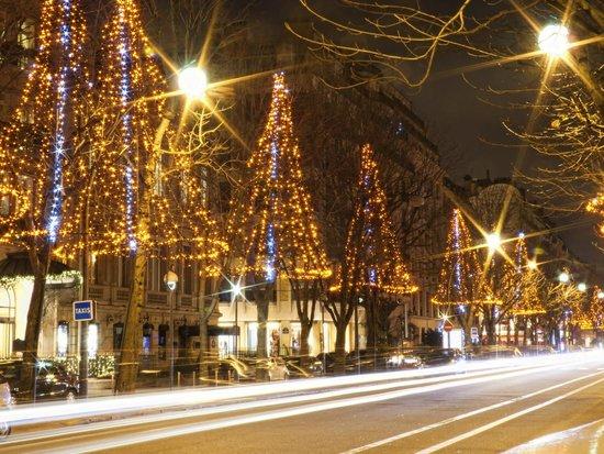PARISCityVISION: Christmas Notre Dame
