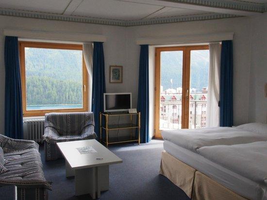 Hotel Languard: お部屋