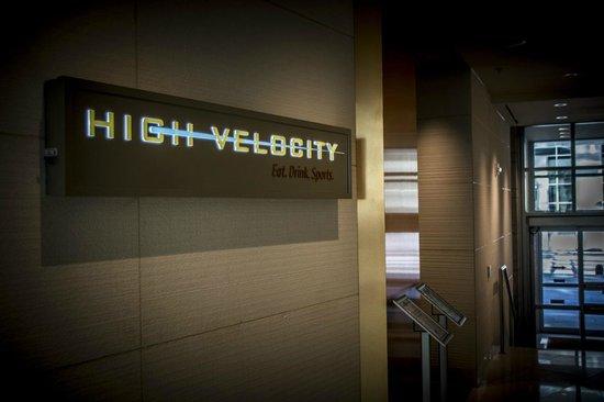 High Velocity Sports Center 51