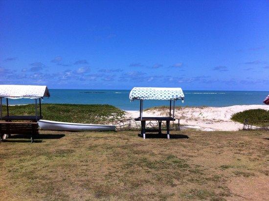 Baia da Traicao, PB: Praia das trincheiras (prainha)