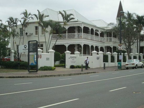 Quarters Hotel Florida Road : From Florida road