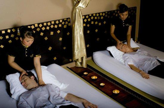 Harmony zen duo picture of ban thai spa paris tripadvisor - Salon massage thai paris 9 ...