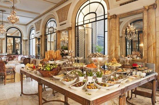 L Orangerie Lunch Buffet