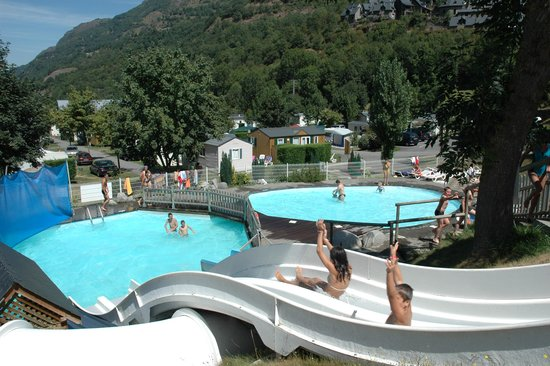 Camping airotel pyrenees updated 2017 campground reviews for Hotel hautes alpes avec piscine