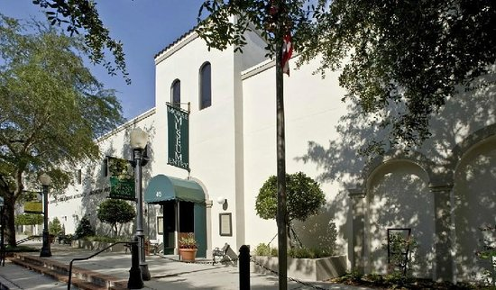 Winter Park, FL: Exterior of Morse Museum