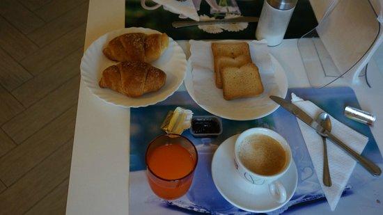 阿格堤沙露斯堤亞尼早餐加住宿酒店: Breakfast