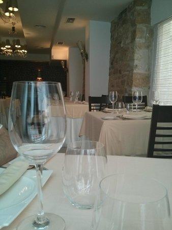 Restaurante-Taperia ANTIQUE: Comedor