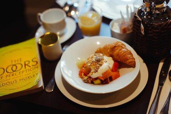 Best Western Plus La Demeure: Breakfast
