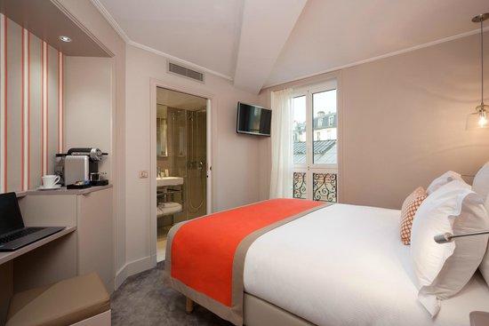 Hotel Vic Eiffel: Chambre double classique