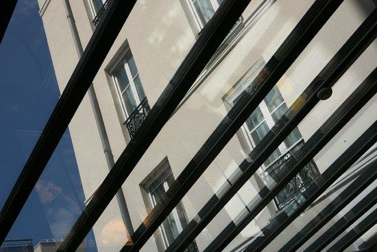 Hotel Vic Eiffel: Façade