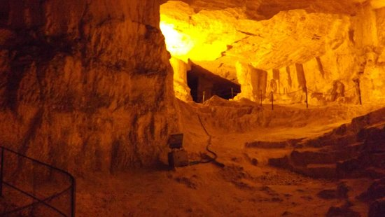 Zedekiah's Cave (Solomon's Quarries) : Zedekiah's Cave