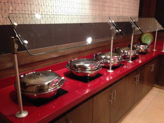 Rooks Corner Restaurant: Buffet Hot Items