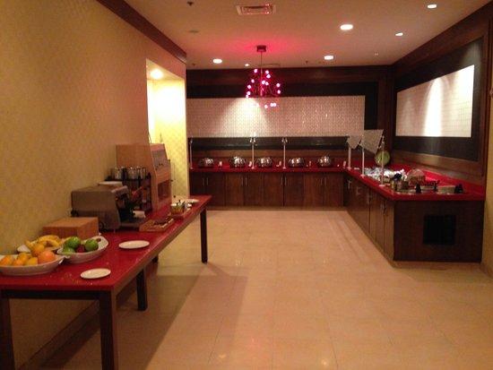 Rooks Corner Restaurant: Full Buffet
