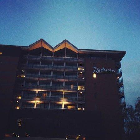 Radisson Summit Hotel And Golf: Hotel