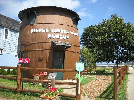 Pickle Barrel House Museum