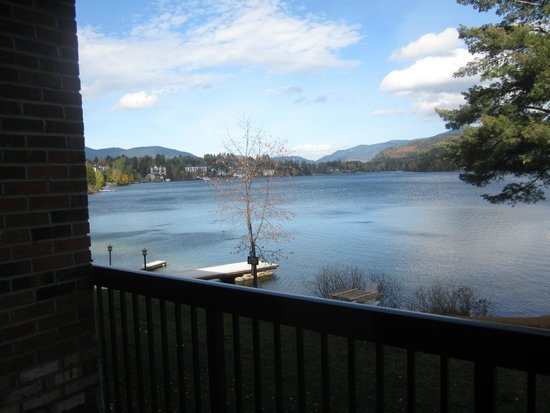 view from room 233 picture of golden arrow lakeside. Black Bedroom Furniture Sets. Home Design Ideas