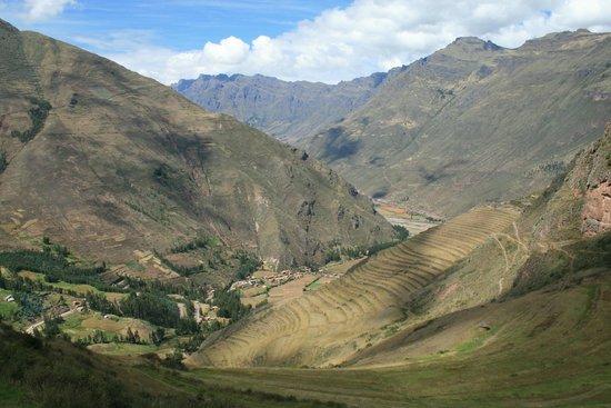 I terrazzamenti della collina - Picture of Pisac, Pisac - TripAdvisor