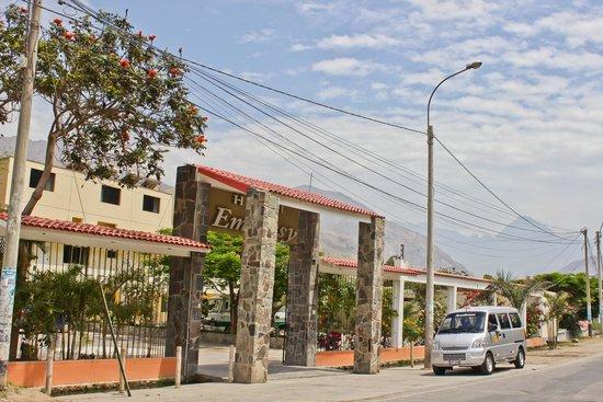 Hotel Embassy Lunahuana