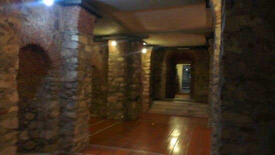 Cripta Jesuitica: Cripta Principal