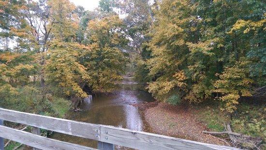 Kokosing Gap Trail: just east of Howard, OH