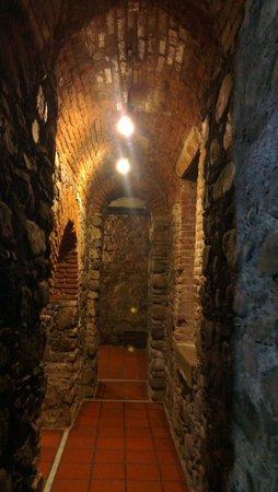 Cripta Jesuitica: Cripta Lateral