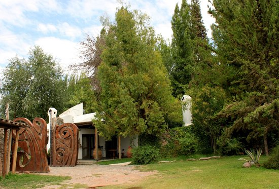 Quinta Anabtawi: Villa from the inside of property