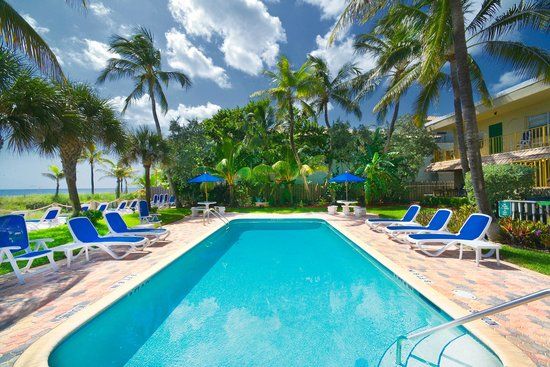 Tropic Seas Resort Motel Lauderdale By The Sea Fl