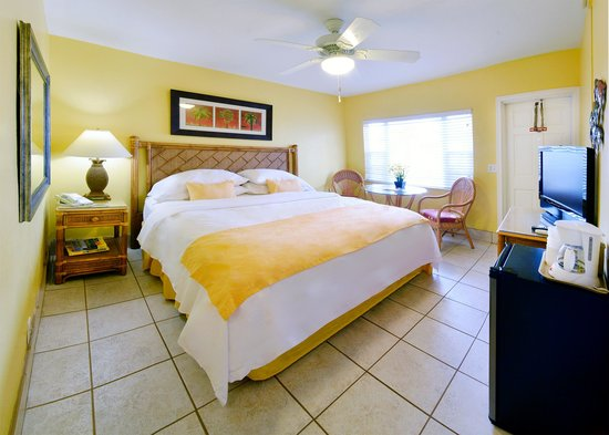 Tropic Seas Resort: Hotel Room