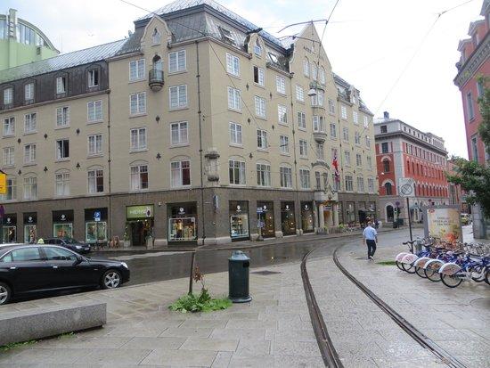 Hotell Bondeheimen Parkering