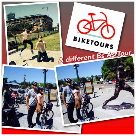 Bike Tours: A different Buenos Aires Tours