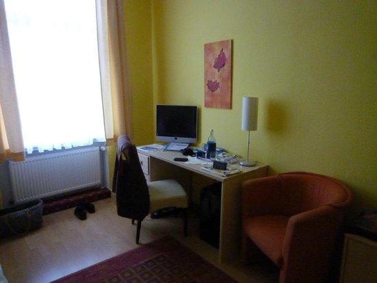 Hotel Am Alten Strom: Einzelzimmer