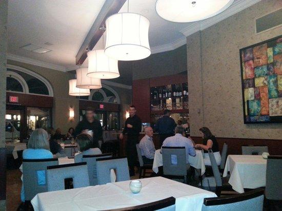 NINE-TEN Restaurant & Bar : Overview