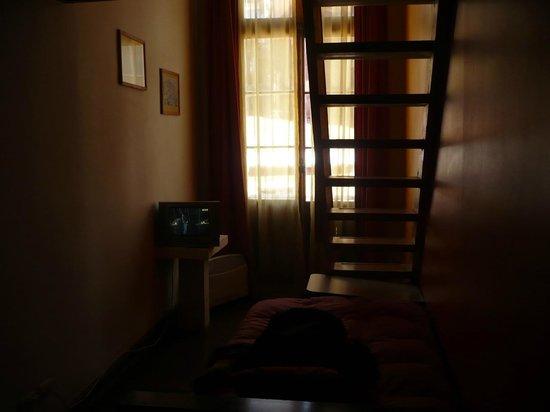 Hotel Da Vinci Valparaiso: habitación para dos con dos camas separadas