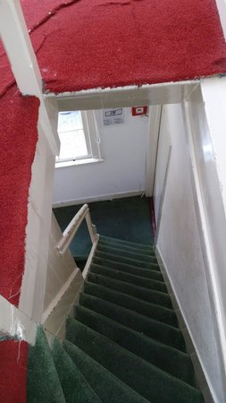 The Veteran: Some stairs