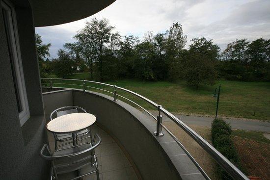 Guesthouse Villa Stevic : Balcony
