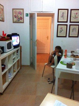 B&B Ciao Bella: cucina