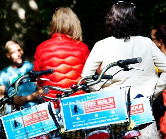 Free Berlin - Authentische Radtouren